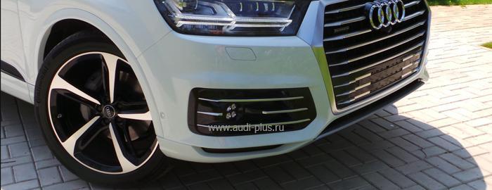 Колесные диски Audi