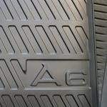 Оригинальные резиновые коврики для Audi A6